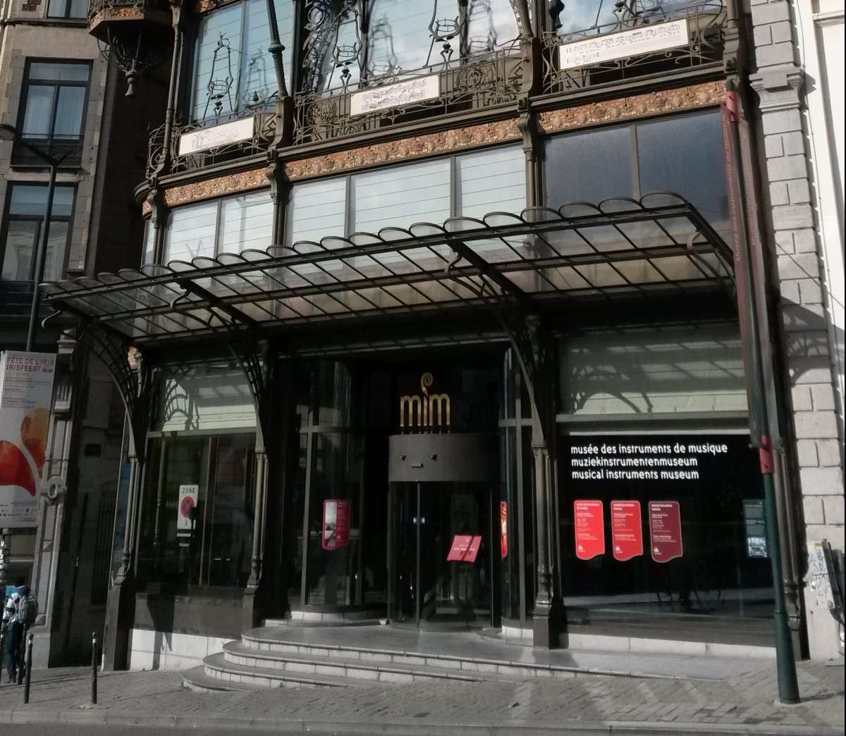 Il Museo degli Strumenti musicali di Bruxelles, un gioiello da visitare!